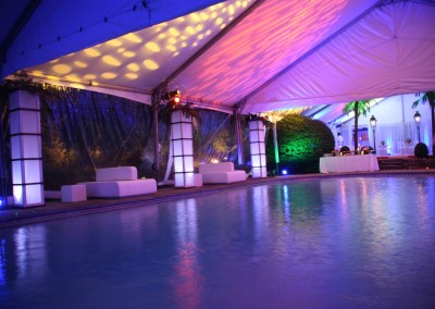 anniversary venue pool to lounge